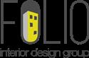 Folio Interior Design Logo
