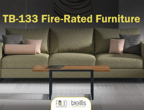 Folio Heard You Loud and Clear – We Just Made Finding Fire-Rated Furniture Easy!